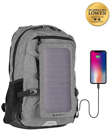 Sunnybag EXPLORER+ solar backpack charger