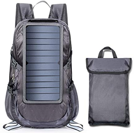 ECEEN Solar Backpack With 5V Power Supply