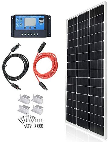 TP-solar 100 W  Off Grid Starter Kit