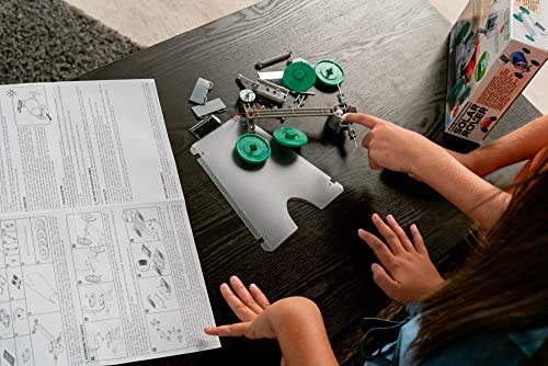 Green Science DIY Solar Rover Educational Toy