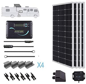 Renogy Off- grid 400 W Solar DIY Kit