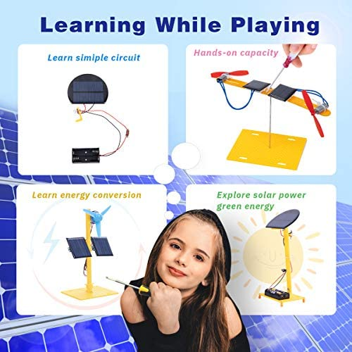 Giggleway Solar Power Science Kit