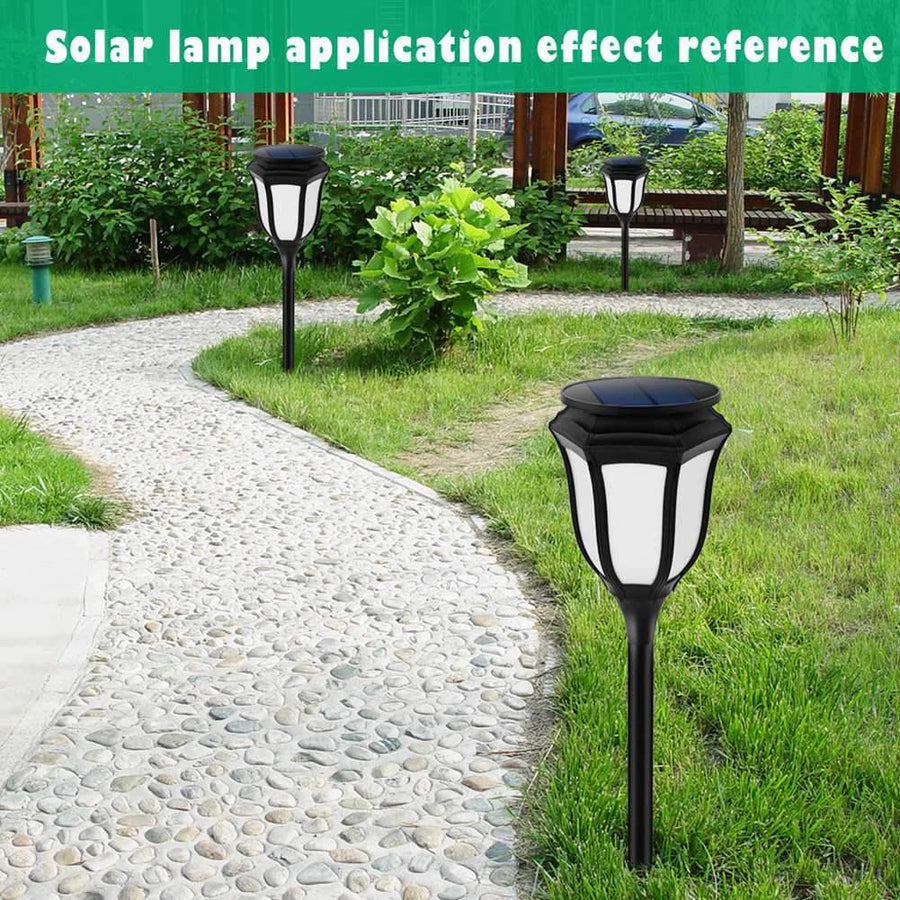 Solar Path Torch Lights