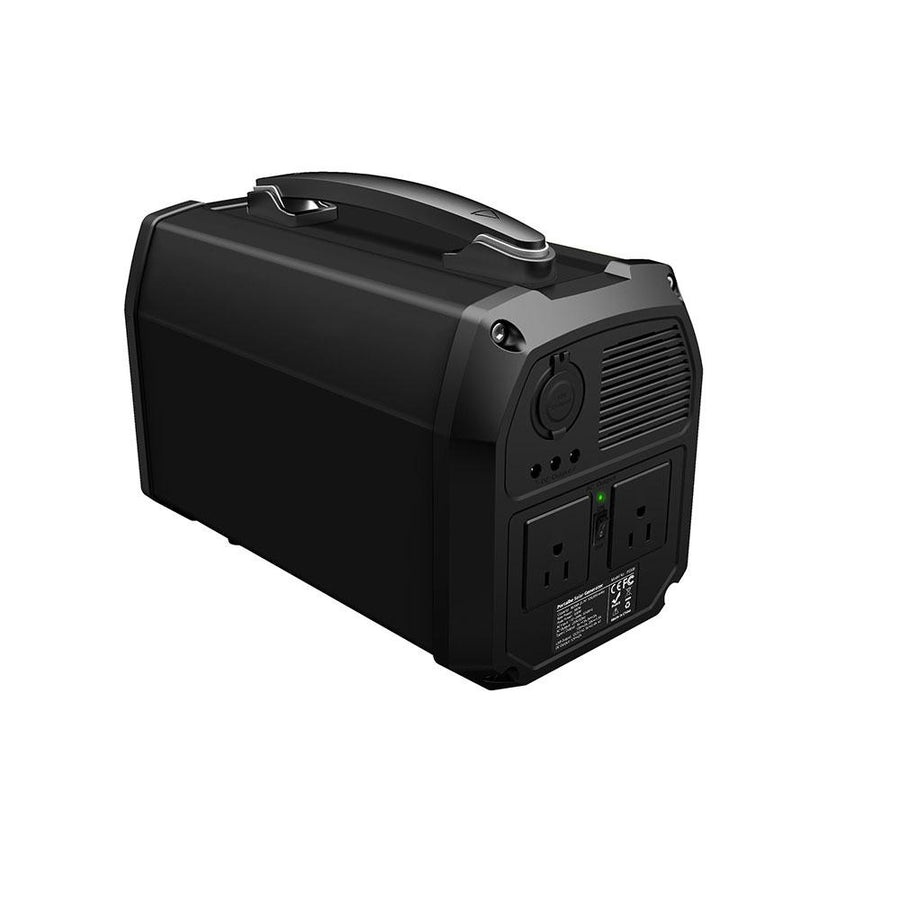 ACOPOWER 500W Portable Solar Generator with Bluetooth Speaker
