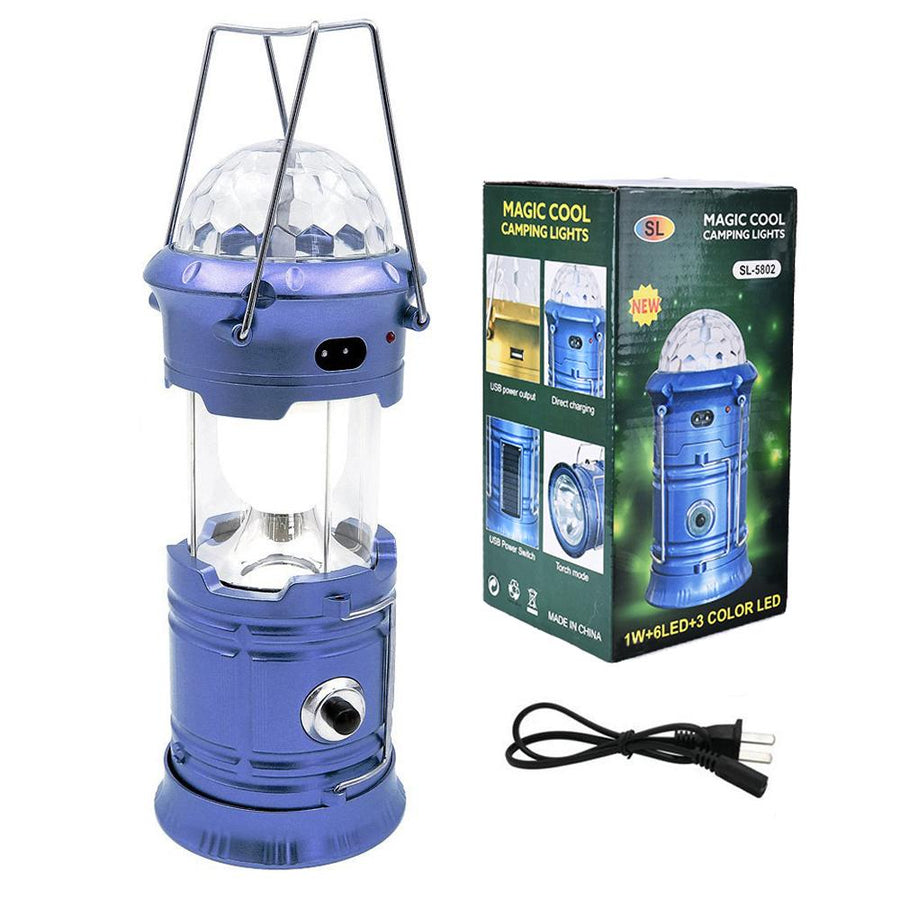 Solar Camping lamp/ LED Party Light