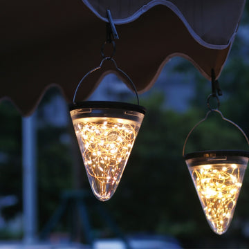 Solar Hanging Lantern for Home & Garden