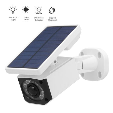 LED Solar Light with Motion Sensor