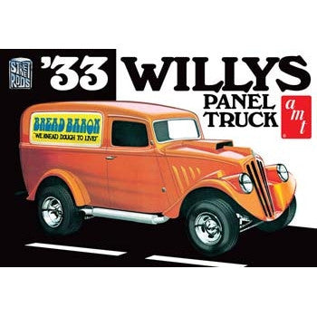 AMT 1/25 1933 Willys