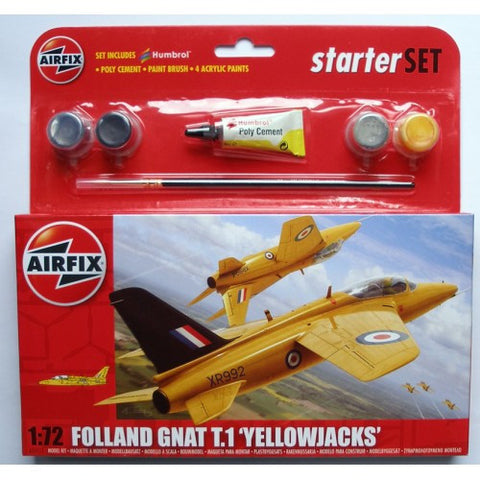 Starter Set: Folland Gnat T.1 Yellowjacks