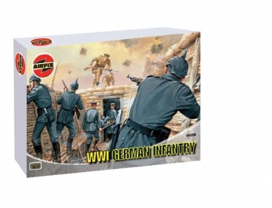 Airfix 1/72 WWI British Infantry