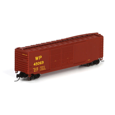 Athearn N #24021 50' PS-1 Box Car Double Door WP rd #45069