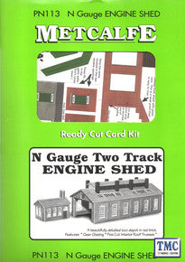 Metcalfe Engine Shed Two Track