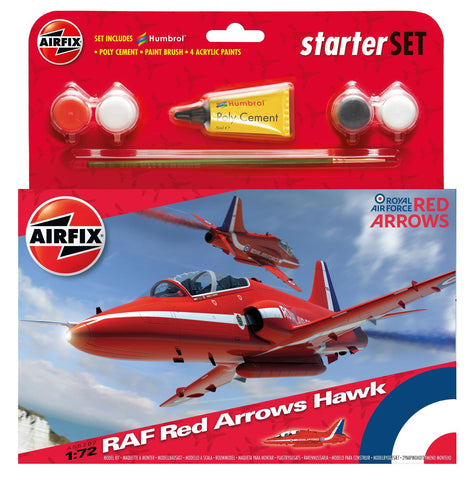 Starter Set: RAF Red Arrows Hawk Royal Air Force