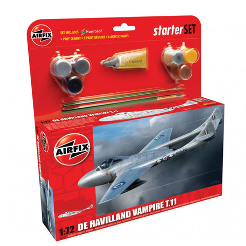 Starter Set: De Havilland Vampire T.11
