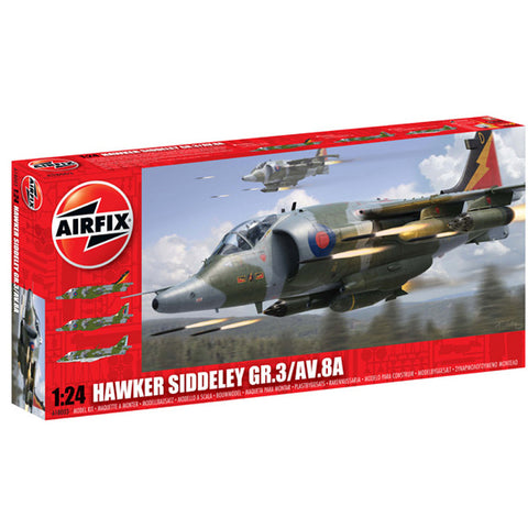 Starter Set: Hawker Siddeley Harrier GR.1