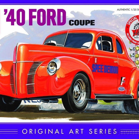 AMT 1/25 1940 Ford Woodie