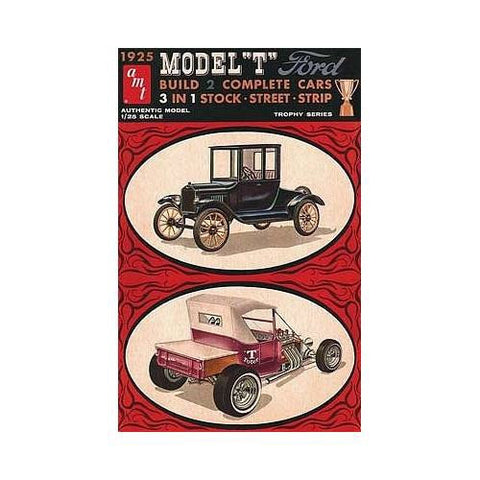 AMT 1/25 1925 Ford