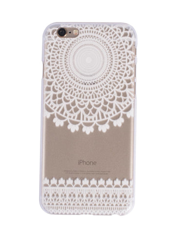 Sun Henna iPhone Case - Gold Soul