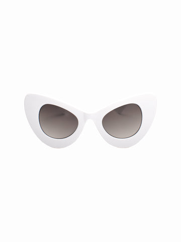 Cat Eye Lens Meow Highness Sunnies - Gold Soul - 1