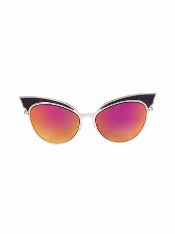 Cat Eye Lens Venus Sunnies - Gold Soul - 1