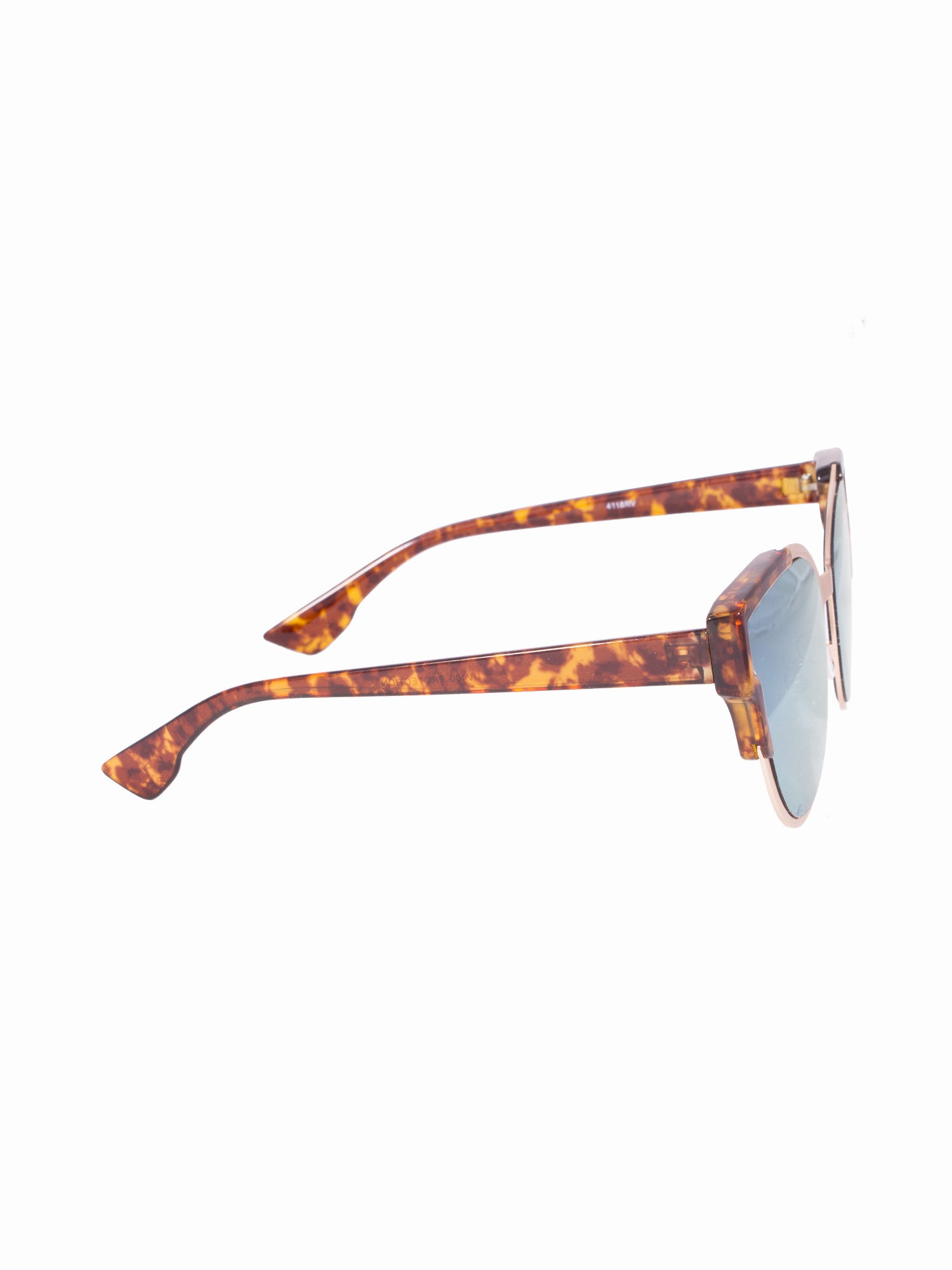 Cat Eye Lens Cosmos Sunnies - Gold Soul - 2