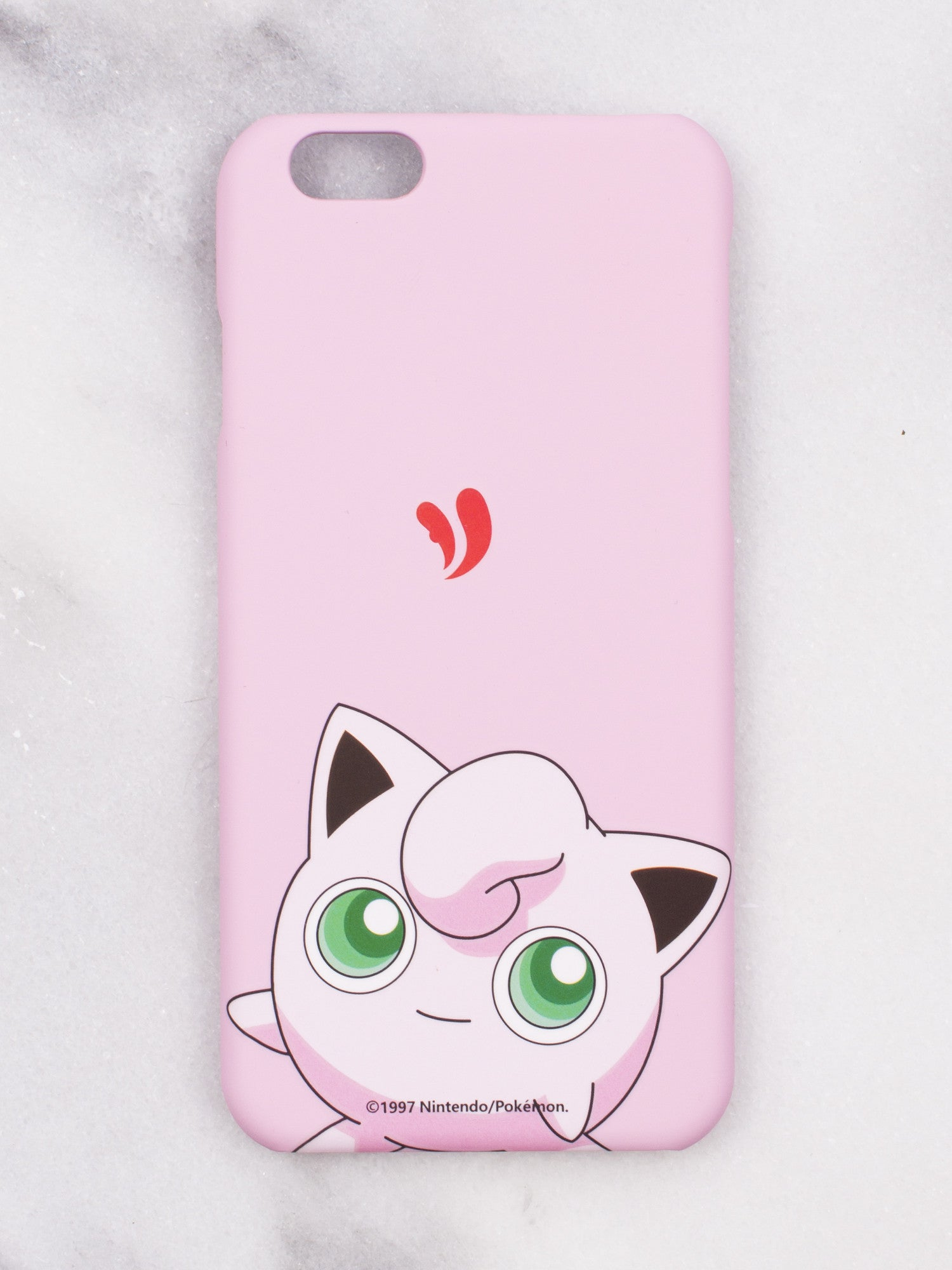 Jiggly Puff iPhone Case - Gold Soul