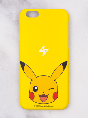 Pikachu iPhone Case - Gold Soul