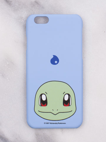 Squirtle iPhone Case - Gold Soul