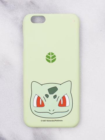 Bulbasaur iPhone Case - Gold Soul
