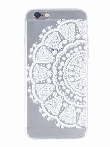 Mandala Love iPhone Case - Gold Soul