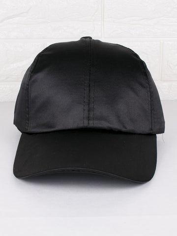 Satin Black Cap - Gold Soul - 2