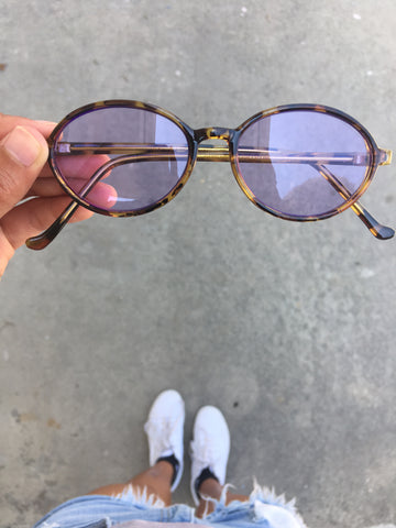 High Vibrations Round Vintage Sunnies