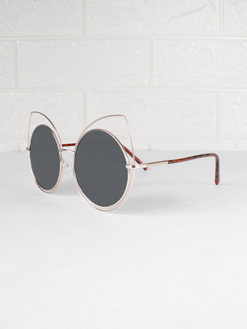 Cat Eye Lens Lunar Sunnies