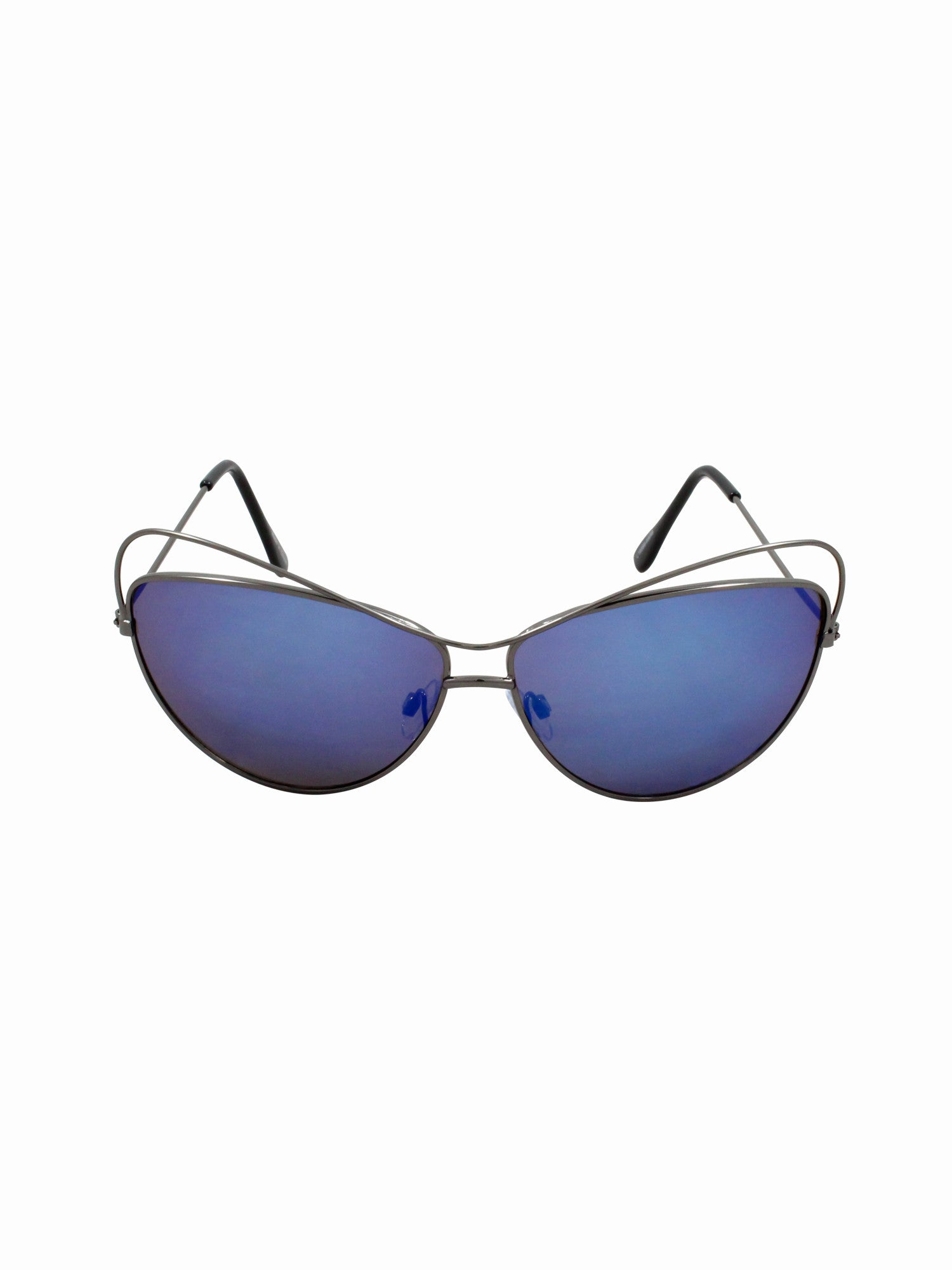 Cat Eye Lens Earthling Sunnies - Gold Soul - 1