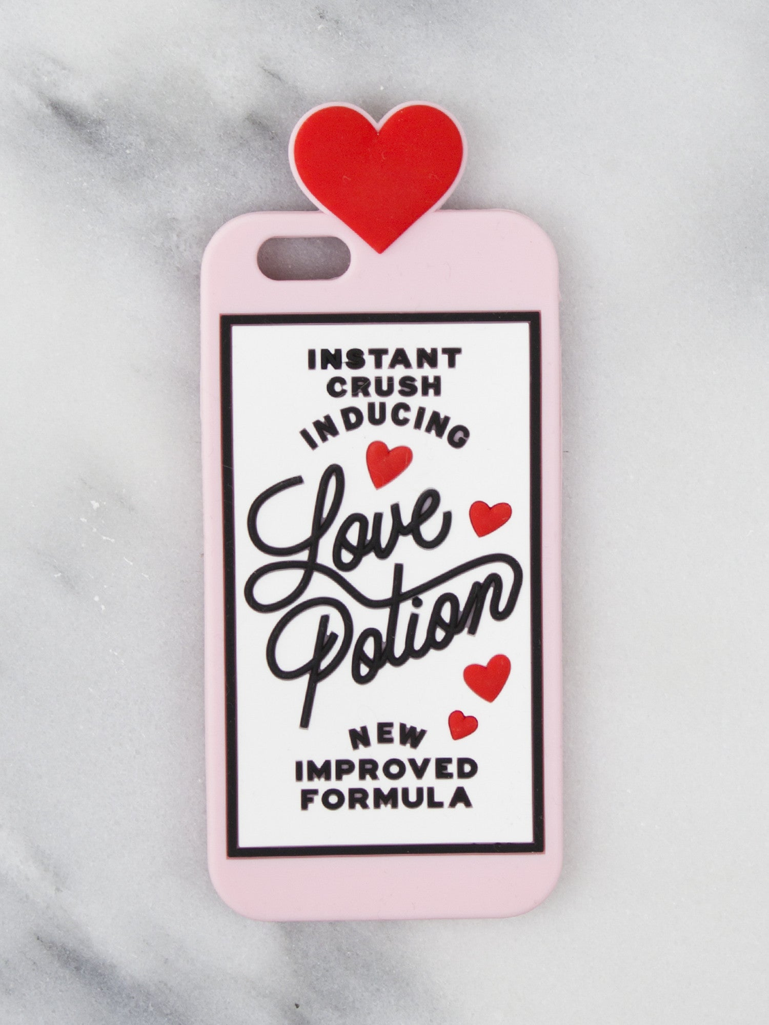 Love Potion iPhone Case - Gold Soul