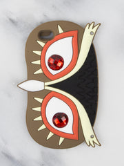 Brown Owl iPhone Case - Gold Soul - 1