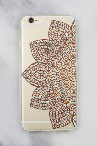 Full of Color iPhone Case - Gold Soul