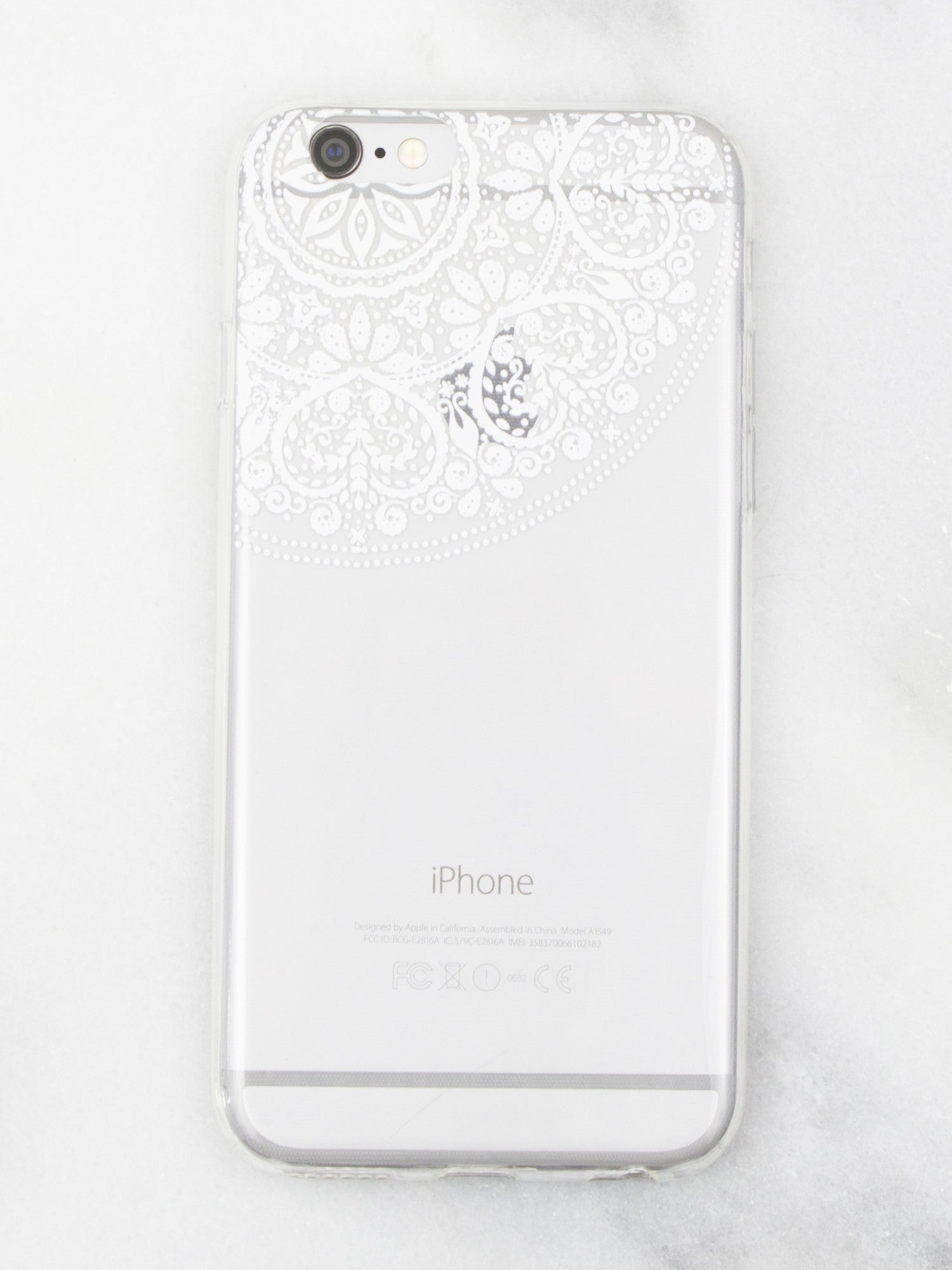 Lacey Love iPhone Case - Gold Soul