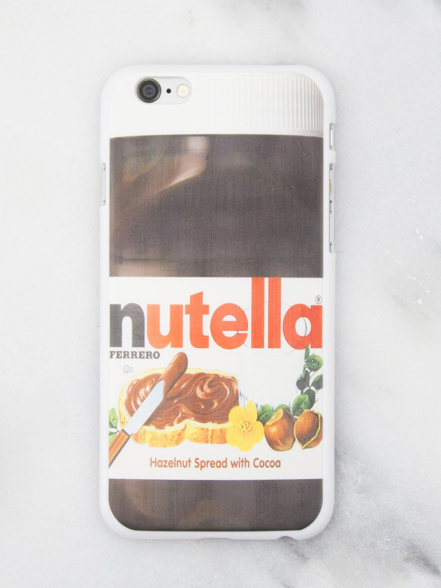 Nutella iPhone Case - Gold Soul