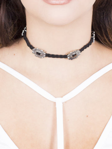 Sunflower Belt Choker - Gold Soul