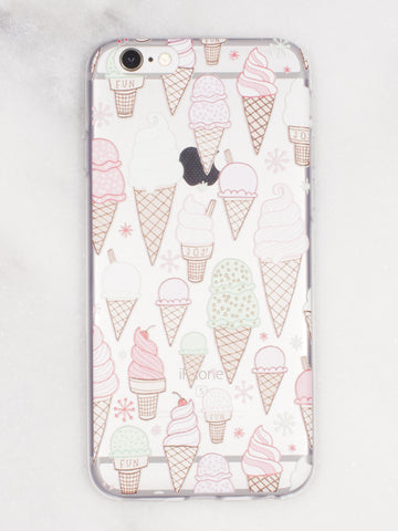 Sweet Thang iPhone Case - Gold Soul