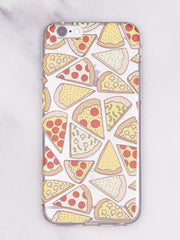 Pizza iPhone Case - Gold Soul