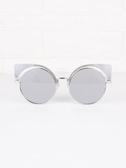 Cat Eye Lens Mollie Sunnies - Gold Soul - 1