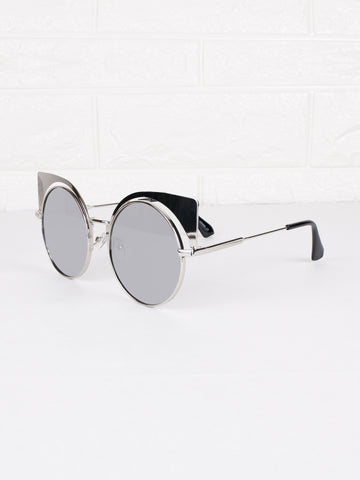 Cat Eye Lens Mollie Sunnies - Gold Soul - 2