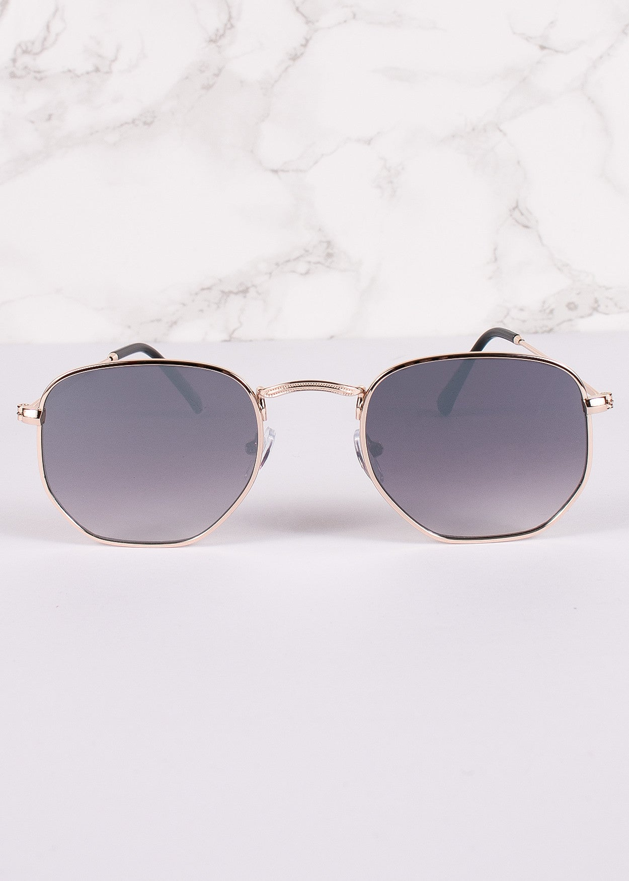 Flat Lens Agent Pop Sunnies