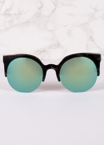 Cat Eye Lennon Sunnies