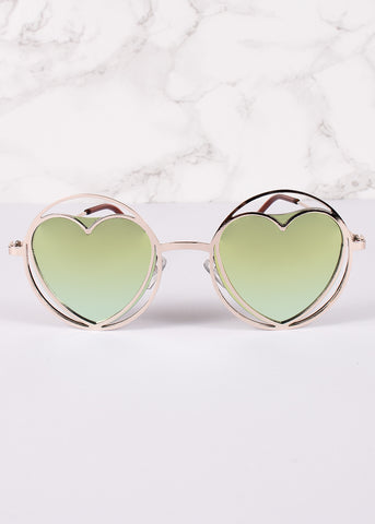 Round Lens Sweet Tooth Sunnies