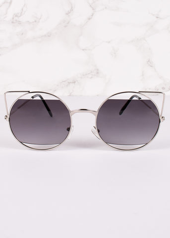Cat Eye Retro Lens Salem Sunnies