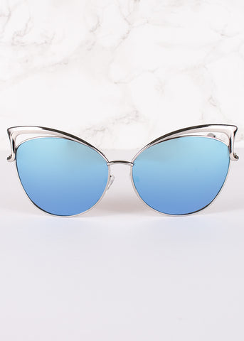 Cat Eye Retro Jenn Sunnies