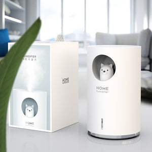 Cute Bear Home Humidifier